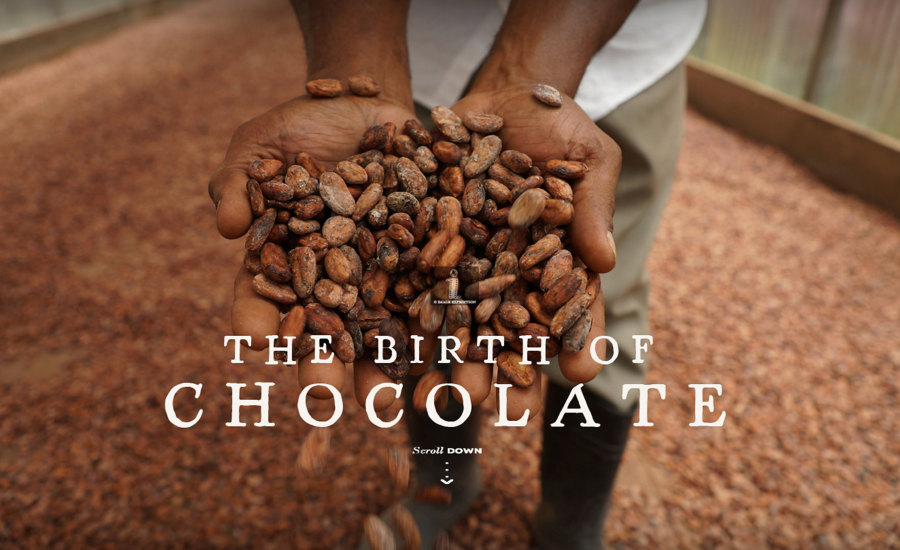 Birth of Chocolate