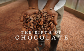 """""""The Birth of Chocolate"""" exhibition documents the creation of chocolate from seed to bar."""
