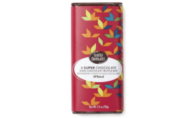 Seattle Chocolate Co. launches a new Super Chocolate bar.