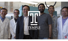 Rongjia Tao, a professor of physics at Temple University, and his team discover a way to use electrorheology to reduce fat content in chocolate.