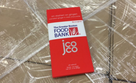 Seattle Chocolate Co.'s jcoco sales go toward donating fresh food to food banks across the country.