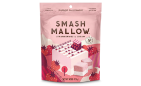 Sonoma Brands launches SMASHMALLOW, a new on-the-go marshmallow snacking brand.