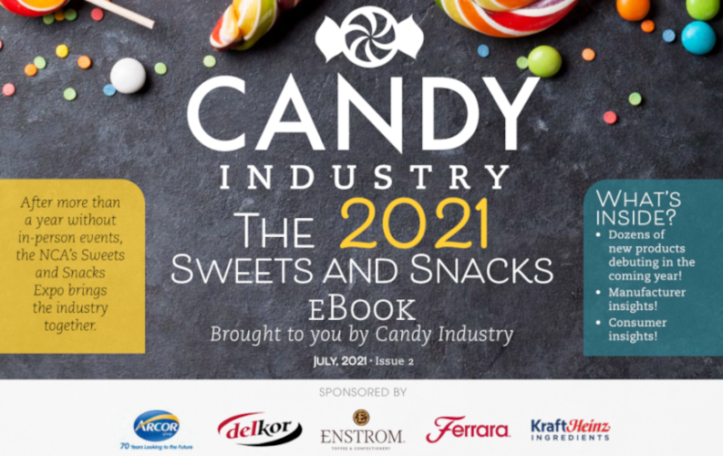 2021 Sweets and Snacks eBook