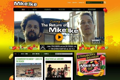 mike and ike trailer