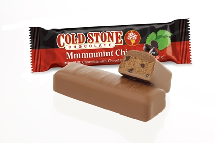 Cold Stone Chocolate Bar