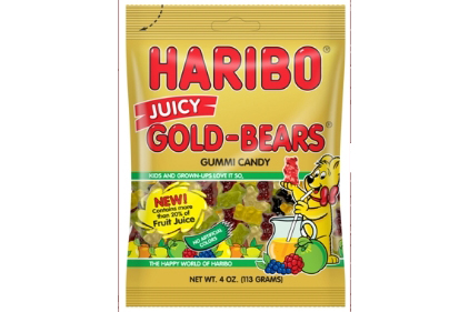 Juicy Gold-Bears
