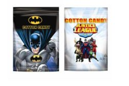 Justice League and Batman Cotton Candy