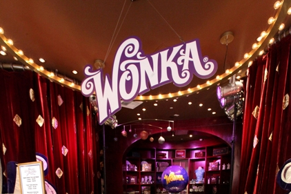 willy wonka Sweet! Hollywood