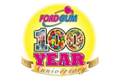 ford gum 100 years