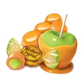 Werthers Green Apple Caramel