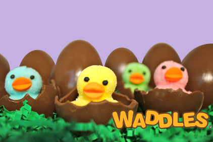 Waddles Easter