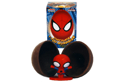 Candy Treasure Spiderman