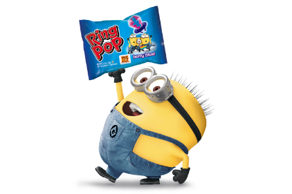 Despicable Me 2 Candy