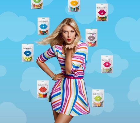 Maria Sharapova Sugarpova.