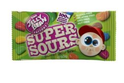 Super Sour Jelly Beans