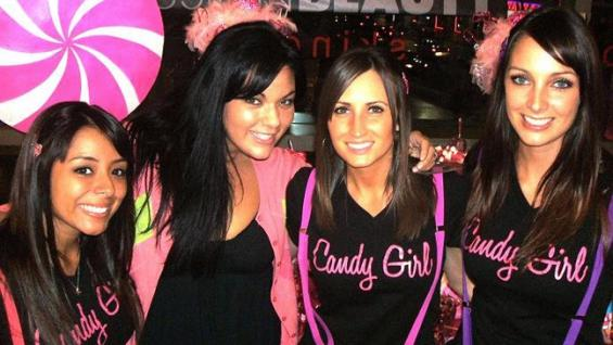 Hollywood Candy Girls