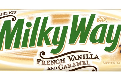 mars milky way french vanilla