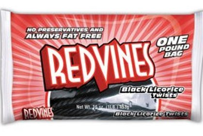 red vines recall