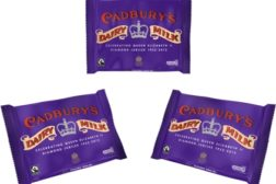 Cadbury milk chocolate Diamond Jubilee