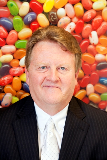 Danny Williams Jelly Belly plant manager
