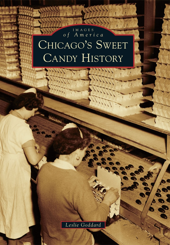 chicagos sweet candy history book