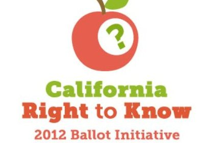 California right to know gmo
