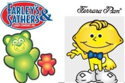 ferrara pan farleys and sathers lemon head big gold bear trolli