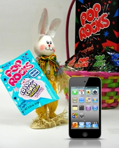 Pop Rocks Easter Basket