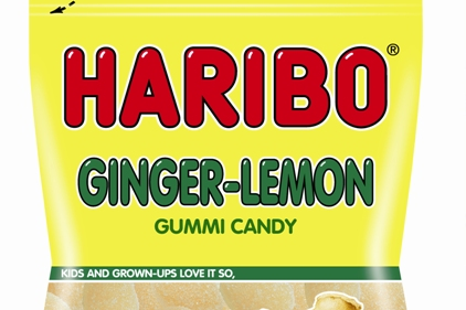 haribo ginger lemon gummi