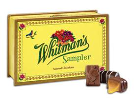whitmans sampler