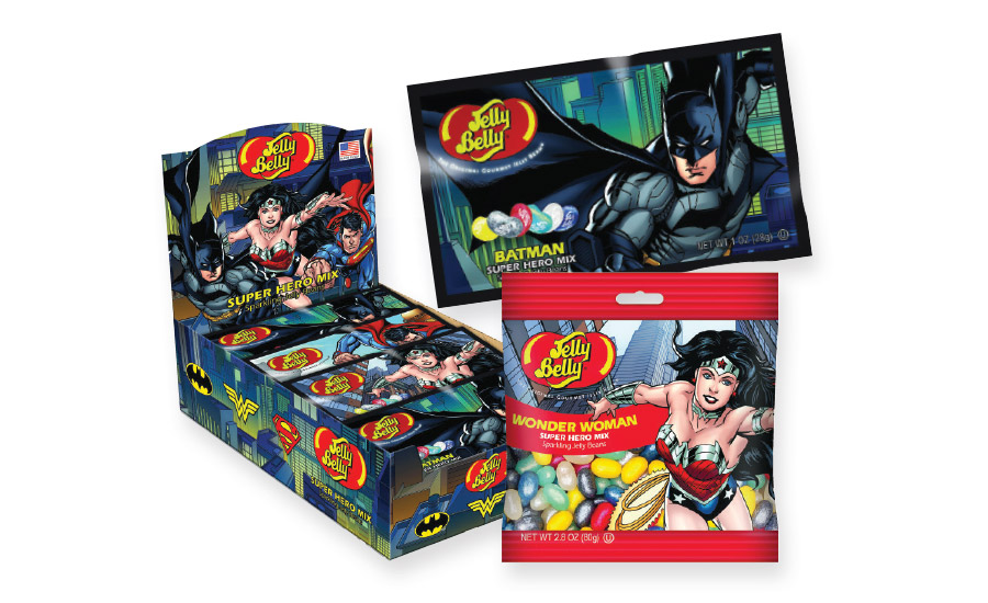 Jelly Belly Super Hero Collection