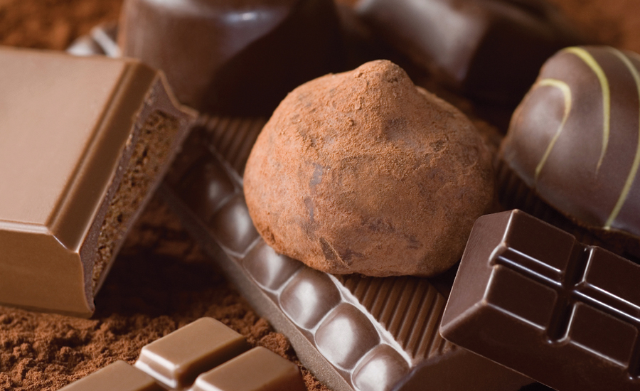 Chocolate ingredient trends
