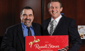 Lindt Russel Stover