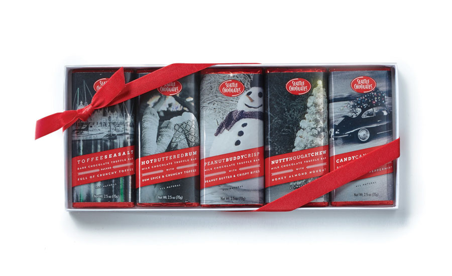 Seattle Chocolates 2016 Holiday Collection