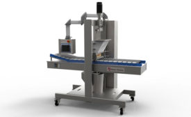 small batch confectionery depositor