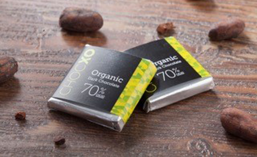 Organic and All-Natural Confections