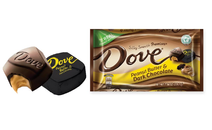 DOVE Peanut Butter & Dark Chocolate Promises