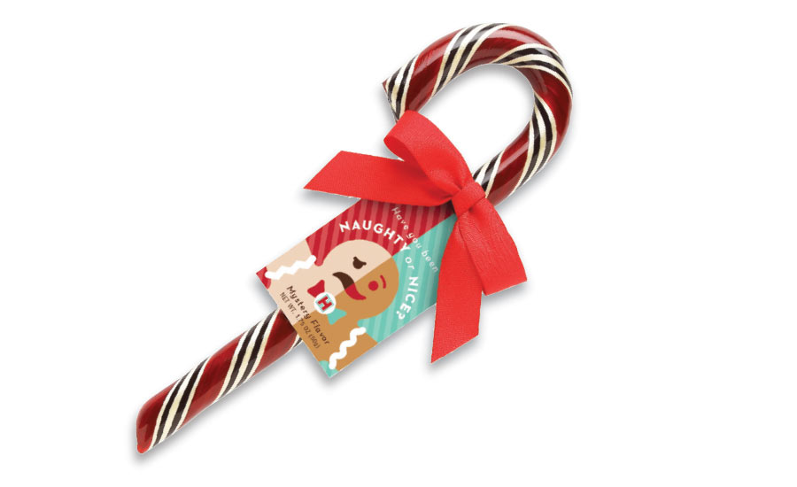 Hammond's Naughty or Nice candy canes