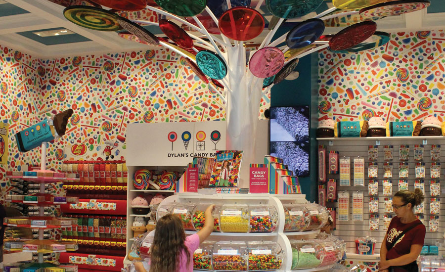 Abt Electronics and Dylan's Candy Bar