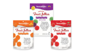 Sunsations fruit jellies