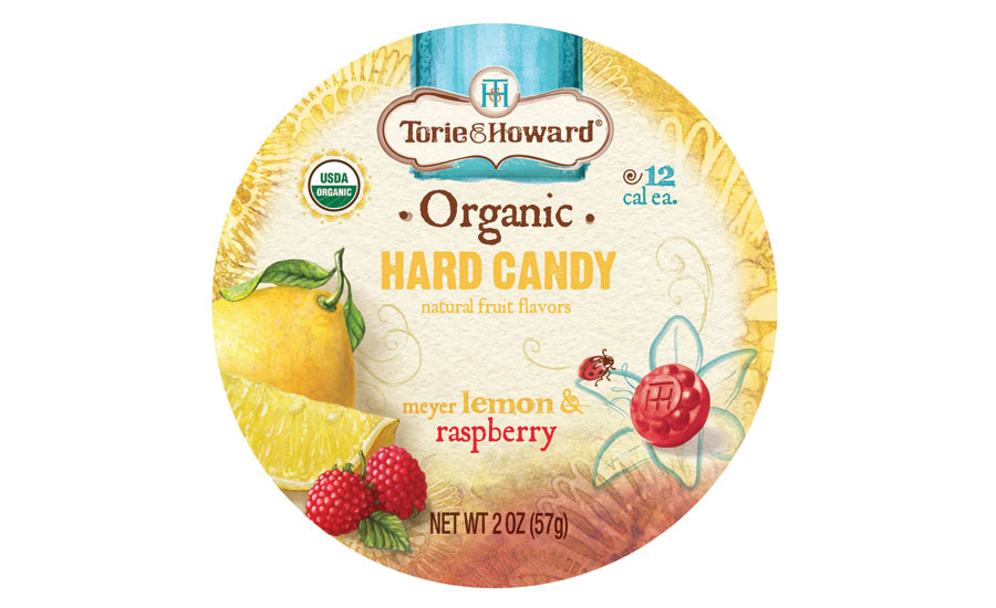 organic candy trends