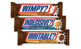 New Snickers flavors