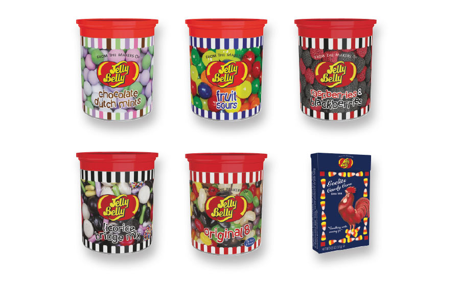 Jelly Belly Retro Collection
