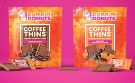 Dunkin' Donuts Coffee Thins