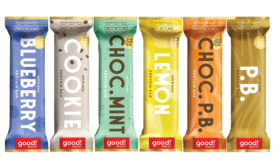 good! snacks bars