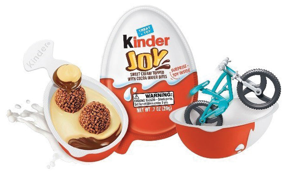 Kinder surprise candy
