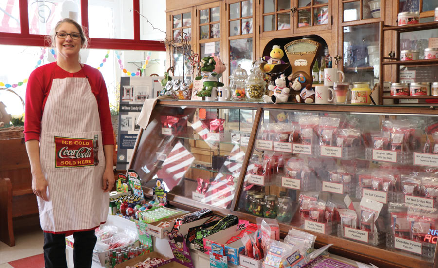 The Candy Kitchen Of Iowa Sees Sweet Transition To New Owners 2019 05 17 Candy Industry