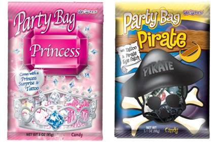 princess party bags pirate party bags ausome