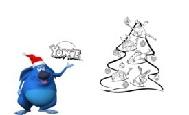 Yowie 2020 Christmas Holiday